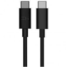 Кабель Type-C/Type-C Xiaomi ZMI 100см 100W Black (AL307E)