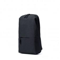 Рюкзак Xiaomi Chest Bag (рюкзак через плечо) Black (ZJB4031CN)