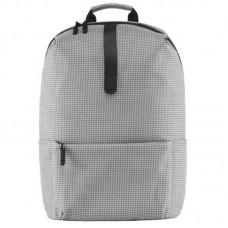 Рюкзак Xiaomi Leisure College Style Gray (Серая клетка)  (ZJB4056CN)