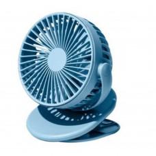 Портативный вентилятор на клипсе SOLOVE Clip F3 (Dark Blue)