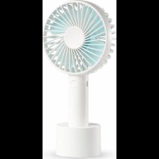 Портативный вентилятор ручной SOLOVE Manual Fan N9 (White/Blue)