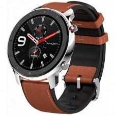 Умные часы Amazfit GTR 47mm Stainless steel Brown (A1902) EU