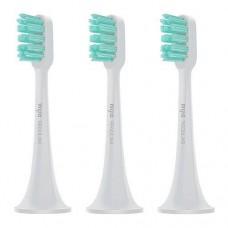 Сменные насадки для зубной щетки Xiaomi Sonic Electric Toothbrush  3шт (NUN4001CN)
