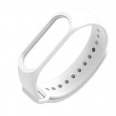 Ремешок для Xiaomi Mi Band 3/4 Белый