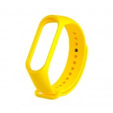 Ремешок для Xiaomi Mi Band 3/4 Желтый